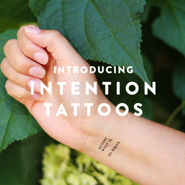 IntroducingIntentionTattoos